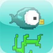 Tiny Fin - The Adventure of a Flappy Tiny Fin Fish