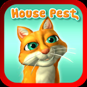 House Pest™ starring Fiasco the Cat™  Deluxe