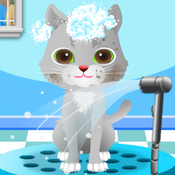 My Pet Spa - Pet Care Game For Kids