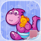 Baby Dinos Daycare - PRO - Slide Rows And Match Baby Dinos Super Puzzle Game