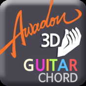 Guitar Chord Encyclopedia 3D guitar fingering
