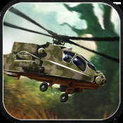 Jungle Chopper - Fighter pilot at war in a helicopter builder game