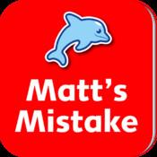 Matt`s Mistake: Dolphin Readers English Learning Program - Level 2 cindy margolis