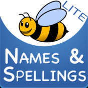 Names Phonics and Spellings: Learn Spellings with Alphabet Phonics of Animals, Colors, Shapes and many more! For Kids in Preschool, Montessori and Kindergarten phonics
