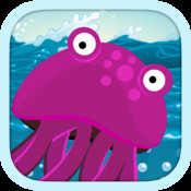 Jumping Jellyfish Multiplayer - Swimmy Fish Under The Sea Smashy Adventure With Flappy Tentacles