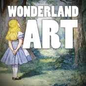 Wonderland Art - Beautiful illustrations from Alice in Wonderland www wonderland com