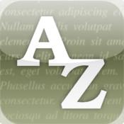 Font Locator