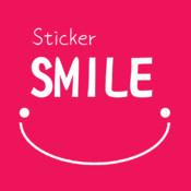 Smile Sticker facebook