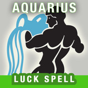 Aquarius Luck Spell magic search spell