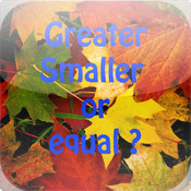 Greater,Smaller or Equal.?