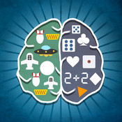 Amazing One Mind Two Games - Use Brain & Fingers