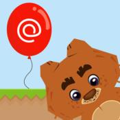 Ballooon! -Let`s pop balloon mountain shape