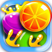 Juicy Fruit - 3 match puzzle yummy blast mania game