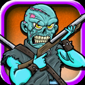Road Trip Warrior: Extreme Zombie Real Legends Pro