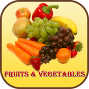 Guess Fruit And Vegetable Quiz