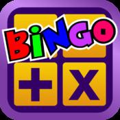 Math Bash Bingo : Fun Numbers Run Games fun run