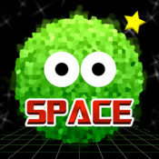 MOSS BALL SPACE - Flappy Eyed Moss`s SPACE JOURNEY! moss