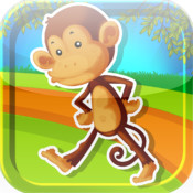 Rescue the Monkey from Coconut Drop - Avoid Rush Adventure