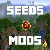 Seeds & Mods for Minecraft PE - Best Pocket Edition Crafting Collection
