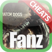 Fanz - Watch Dogs Edition - Find Cheats, Codes Walkthroughs, Chat With Other Watch Dogs Fans, View Trailers Take A Quiz!