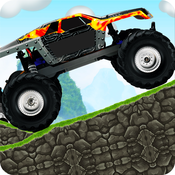 Furious and Fast Mountain Climb Racing : A real off-road challenge for Speed Racer with a 4x4 Monster racer road speed