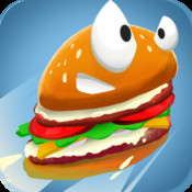 A Yummy Bouncy Burger Drop: Sky High Mania Pro sky burger
