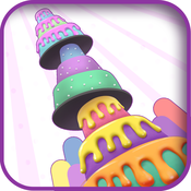 Cake Tower Stacker Maker Mania Pro