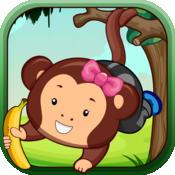 Going Bananas! - Monkey Flipping Voyage- Free