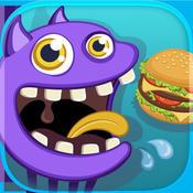 Little Yum-Yum: Yummy or Yucky Food Kids Game