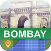 Offline Bombay, India Map - World Offline Maps