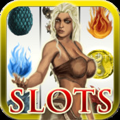 Slots of Thrones - Pro Casino Slot Machine Game