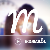 Moments - Create beautiful music videos of your pictures and share them on Facebook, Instagram, Twitter and WhatsApp!