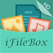 iFileBox for iPad - File management, share file through sound ost file recovery