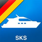 Bootstheorie SKS Sportküstenschifferschein - Die perfekte Vorbereitung für die Theorieprüfung Sportküstenschifferschein