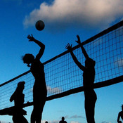 VolleyBall Book hot volleyball players