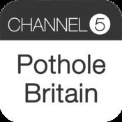 C5 Pothole Britain