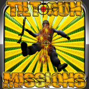 Tilt Gun Missions free app