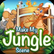 Make My Jungle Scene vine make a scene