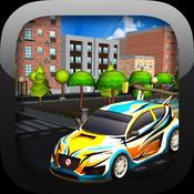 Town Racer - 3D Car Racing racer racing smashy