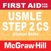 First Aid for the USMLE Step 2 CS (Clinical Skills), Fifth Edition
