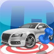 Find My Car Easily - Smarter and Automatic Location of Parked Vehicle.