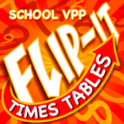 Flip-It Maths: Times Tables