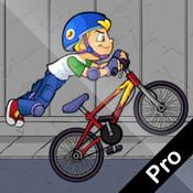 Bike Race Tunnel Riders PRO