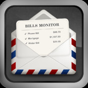 Bills Monitor for iPad – Bill Manager & Reminder