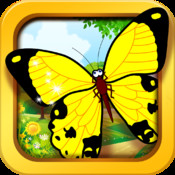 Butterfly colorful puzzles - jigsaw and pieces puzzles for toddlers and kids of all ages kids online puzzles