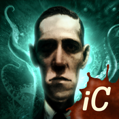 iLovecraft Collection - Dagon and Other H.P. Lovecraft Interactive Stories features
