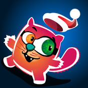 Nasty Cat Christmas Mission