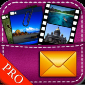 Email Multiple Photos and Videos attachment Pro for GMail, YAhoo Mail, HotMail msn windows live hotmail