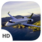 Flying Experience (Bombardier Challenger 605 Edition) - Learn and Become Airplane Pilot