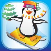 Penguin Racer - A Penguins Super Adventure In The Airborne Artic racer